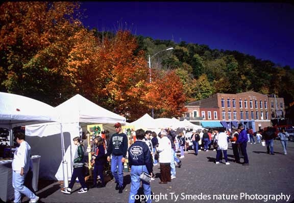 McGregor fall craft fair